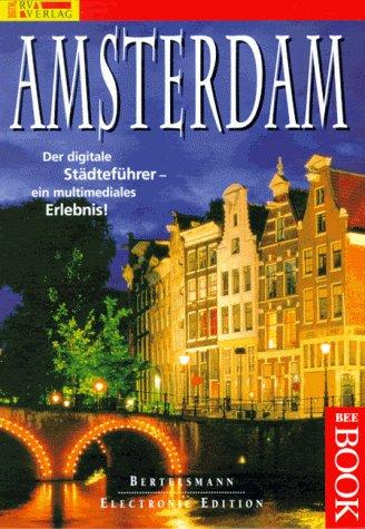 Preisvergleich Produktbild RV Amsterdam. CD- ROM für Windows 3.1/95. Der digitale Städteführer - ein multimediales Erlebnis