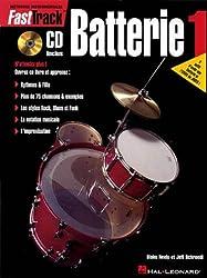 Fasttrack Drum Method-Book 1
