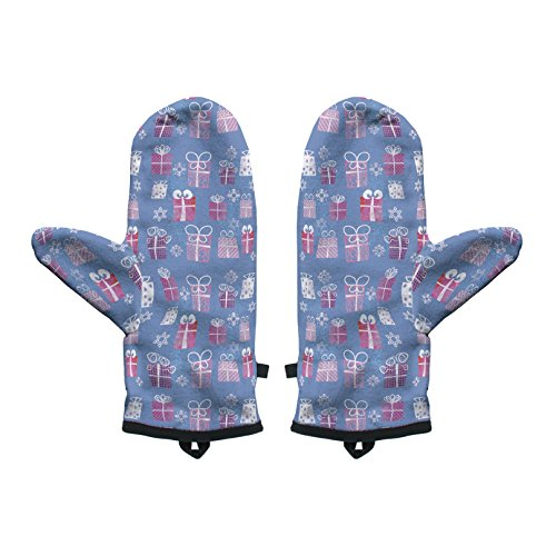 Fringoo - Gants - Homme multicolore Multicoloured Taille unique Christmas Gifts