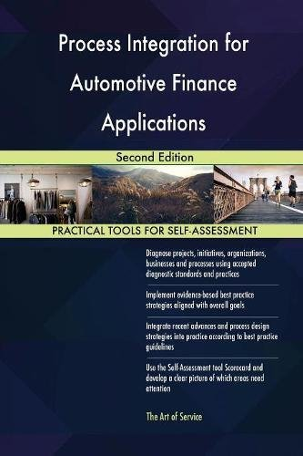 Process Integration for Automotive Finance Applications Second - Automotive Finance