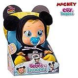 IMC Toys Bebes Llorones Mickey,, tañosllaños (97858)