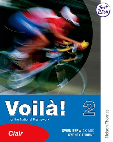 Voila! 2 & 3 Lower Evaluation Pack: Voila! 2 Clair Student's Book: 1