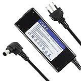 FSKE® 90W 19.5V 4.7A Alimentatore per Sony Vaio VPC VPCEH VGP-AC19V20 VGP-AC19V42 VGP-AC19V31 VGP-AC19V33 VGP-AC19V37 VGP-AC19V43 VPCSB AC Adapter, Notebook Spina Italiana Power Supply, 6.5 * 4.4mm