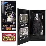 Bif Bang Pow! - Twilight Zone figurine Retro William Shatner Comic Con 2011 Excl
