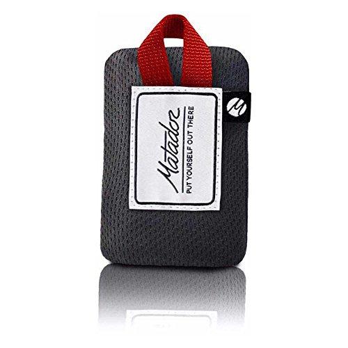 MATADOR Blanket Mini Pocket Decke, Titanium Grey