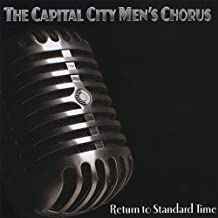 Return to Standard Time by Capital City Men's Chorus