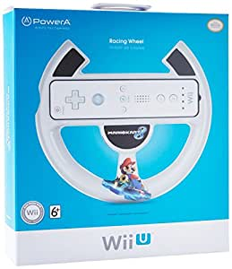 "Volant de course ""Mario Kart 8"" pour Wii U"