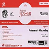 Scanner CMA Foundation (2016 Syllabus) Paper - 3 Fundamentals of Laws and Ethics