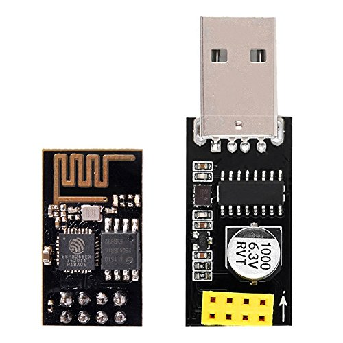 Amazon.co.uk - 3pcs ESP-01 Programmer Adapter