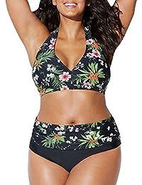 Grande esBikini Talla BikinisRopa Conjuntos Amazon u3l1cFKTJ