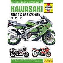 Kawasaki ZX-6R Service and Repair Manual (Haynes Service and Repair Manuals)