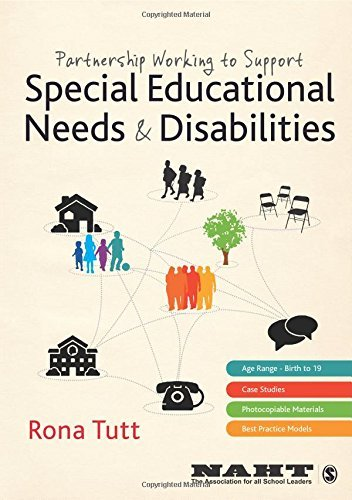 Partnership Working to Support Special Educational Needs & Disabilities by Rona Tutt (15-Nov-2010) Paperback