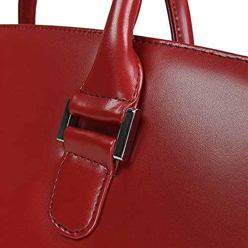 Picard Damen Berlin Shopper, 36 x 30 x 11 cm Weiss