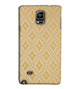 EagleHawk Designer 3D Printed Back Cover for Samsung Galaxy Note 4 - D308 :: Perfect Fit Designer Hard Case
