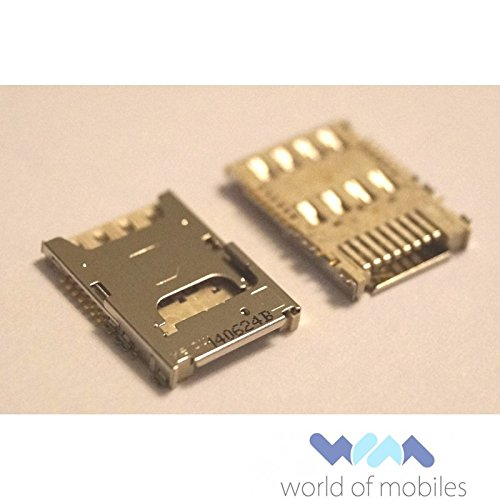 LG D620 G2 Mini, LG D855 G3, LG D315 F70, LG D722 G3 Mini G3s, LG H420 Spirit 3G, H635 4G Stylus, LG H735 G4s, LG H736 G4s Dual Sim, LG H815 G4, LG H818 G4 Simkartenleser, Speicherkartenleser, Micro Sim + SD Card Reader - Reader Lg G2 Für Sd-card