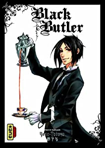 Black Butler Edition simple Tome 1