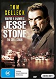 Jesse Stone - The Complete Collection (Stone Cold / Night Passage / Death In Paradise / Sea Change / Thin Ice / No Remorse / Innocents Lost / Benefit Of The Doubt / Lost In Paradise) - Tom Selleck