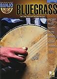 Banjo Play Along Volume 1 Bluegrass Bjo BK/CD (Hal Leonard Banjo Play-Along)