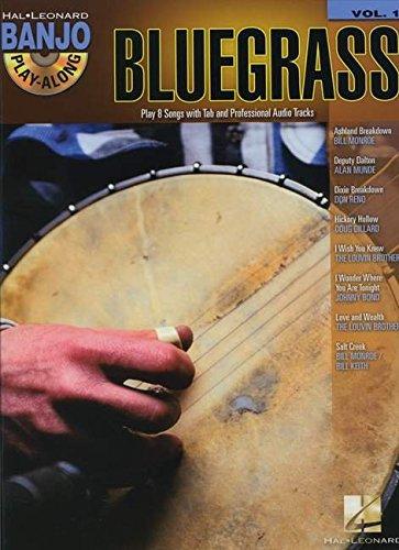 Banjo Play-Along Volume 1: Bluegrass: Play-Along, CD für Banjo (Hal Leonard Banjo Play-along, Band 1)
