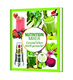TV Unser Original 05810 Mr Magic Nutrition Mixer Rezeptbuch - Natural Superfood Smoothie Buch