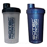 Scitec Set/Kit 2 x Nutrition Protein Cup/Shaker 700ml