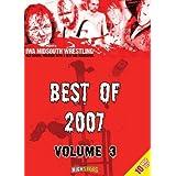 IWA Mid-South Wrestling 10 Disc Set - Best of 2007 Volume 3 DVD-R