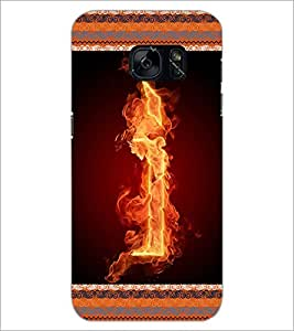 PrintDhaba GRANDbet I D-2536 Back Case Cover for SAMSUNG GALAXY S7 (Multi-Coloured)