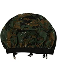Combate Cubierta Táctica Militar Casco De Camuflaje Para M88 - Digital Woodland