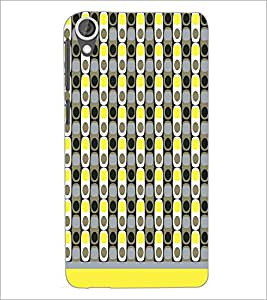 HTC DESIRE 820 PATTERN Designer Back Cover Case By PRINTSWAG