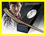 Harry Potter Snatcher's Character Wand Potter Noble Collection. (accesorio de disfraz)