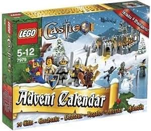 LEGO - 7979 - Jeu de construction - Castle - Le calendrier de l'Avent LEGO Castle