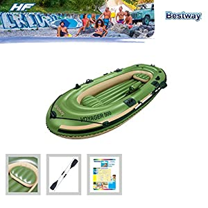 Bestway Voyager 500 Inflatable Raft/Boat