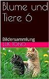 Blume und Tiere 6: Bildersammlung (German Edition)