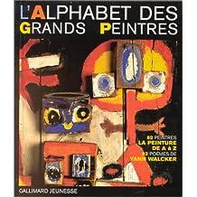 L'alphabet des grands peintres