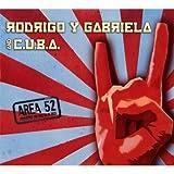 Rodrigo Y Gabriela: Area 52 [+Bonus Dvd] (Audio CD)
