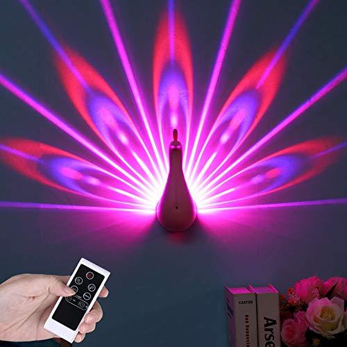 Lámpara de pared proyector luz