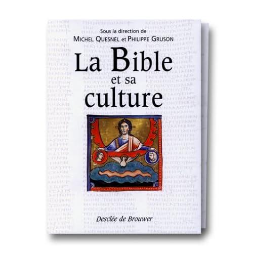 La Bible et sa culture, coffret de 2 volumes