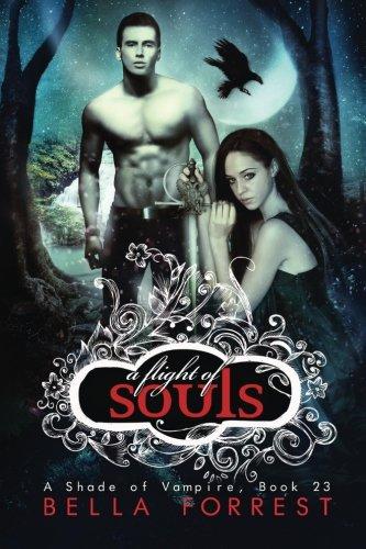 A Shade of Vampire 23: A Flight of Souls: Volume 23