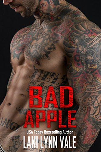 Bad Apple (The Uncertain Saints MC Book 4) (English Edition) -