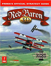 Red Baron 3D Strategy Guide (Official Strategy Guides)
