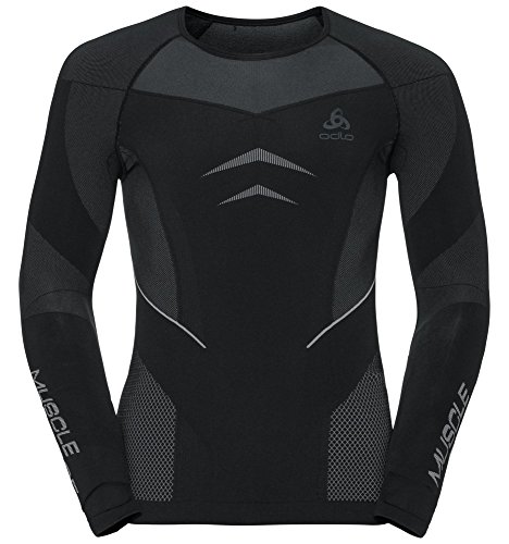 Odlo Evolution Warm Muscle Force Top - AW17 Black