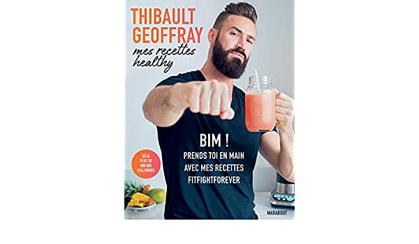 Amazon.in Buy Mes recettes healthy , bim ! prends toi en main avec mes  recettes fitfightforever Book Online at Low Prices in India