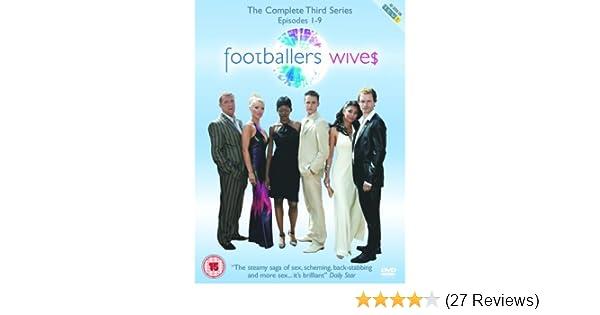 Footballers wive$ complete season 4 3-dvd set footballers' wives.