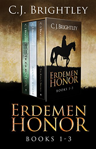 King Spring Box (Erdemen Honor Boxed Set: Books 1 - 3 (English Edition))