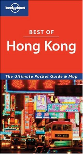 Lonely Planet Best Of Hong Kong