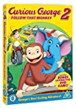 Curious George  - Follow That Monkey [DVD]