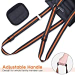 PETBABA Dog Lifting Harness, Lift Support Sling to Help Pet with Weak Back Leg, Aid Mobility and Rehabilitation… 12