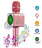 Microphone Karaoke Wireless Xpassion Portable Bluetooth Karaoke Player Speaker For Apple iPhone iPad