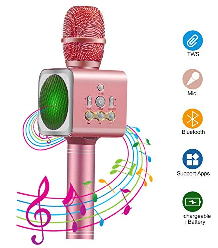 Micrófono Inalámbrico Bluetooth, Xpassion...