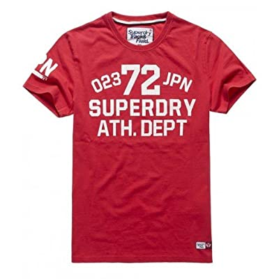 Superdry Men's Trackster Shotr Sleeve T-Shirt